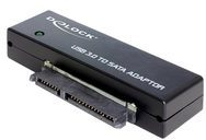 Goobay SATA-HDD/SSD-Adapter<br>zum Anschluss an PC über SuperSpeed USB