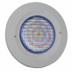 Zwembadlamp LED (kleur) + inbouwset Aquareva grijs