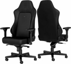 Zwarte Noblechairs Hero gamestoel Black edition
