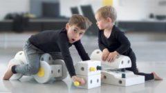 Modu speelgoed Dreamer Kit Geel - Bouwblokken - Complete set