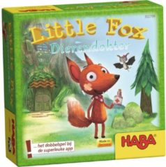 Haba dobbelspel Little Fox - Dierendokter (NL)