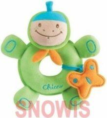 Blauwe Chicco Sweet cuddles rammelaar Jongen