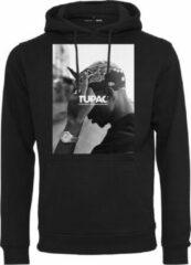 Zwarte Mister Tee Hoody Tupac 2Pac F*ck the World Legend - HipHop - Streetwear - Urban - Modern Heren Hoodie Maat XS