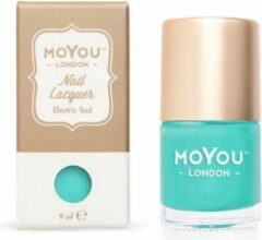 Turquoise Electric Teal 9ml by Mo You London