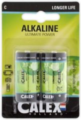 Calex Alkaline batterij C / LR14