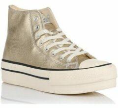 Gouden Hoge Sneakers Victoria 1061109
