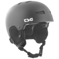 Grijze TSG - Gravity Youth Solid Color - Skihelm maat XXS/XS grijs/zwart