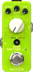 Mooer Audio Mod Factory MKII Multi-Modulation