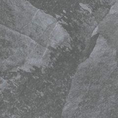 Antraciet-grijze Cerpa Ceramica Cerpa Cerámica Vloer- en wandtegel Ardesia Antraciet 58,5x58,5 cm Gerectificeerd Natuursteen look Mat antraciet SW07310666
