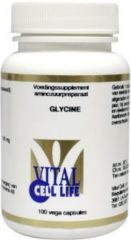 Vital Cell Life Vital Cell Glycine 500mg Capsules