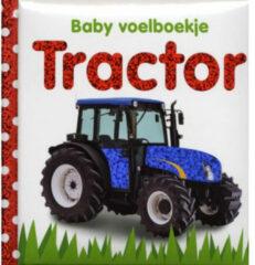 Ons Magazijn Baby voelboekje - Tractor