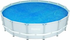 Blauwe Bestway Solar Cover for Frame Pool 488