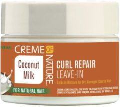 Creme of Nature Coconut Milk Curl Repair Leave-In Cream 339ml