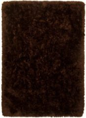 Hochflorteppich Flocatic Tom Tailor Braun
