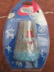 Blauwe Anti lek beker , bebe confort lutin , 210 ml