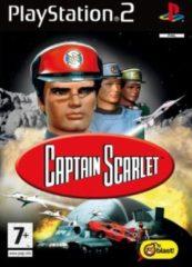 Blast Captain Scarlet