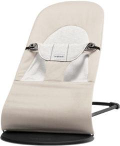 BabyBjörn BABYBJÖRN Wipstoeltje Balance Soft Beige/Grijs, Cotton/Jersey