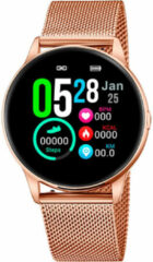 Lotus Smartime Display Smartwatch - Goudkleurig