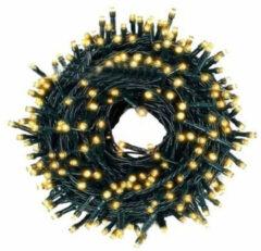 Geeek Kerstverlichting 200 LED lampjes - Warm Wit - Indoor/Outdoor - IP44 - 23m
