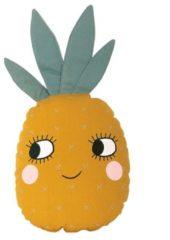 Gele DK Roommate Roommate Pineapple Kussen