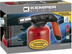 Kemper Gasbrander Piezo KIT460 - inclusief patroon 460 g