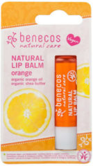 Benecos Natural Vegan Lipbalm - Orange 4,8g