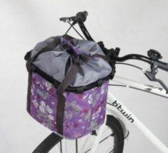 Filmer Fahrrad Tasche Fahrradtasche Shopping Lenkertasche