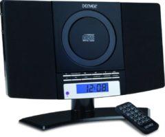 Voordeeldrogisterij Premium MC-5220 Black Radio/CD-speler met Wandbevestiging - 30 x 11 x 22 cm