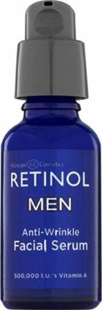 Afbeelding van Retinol Men Anti-Wrinkle Facial Serum