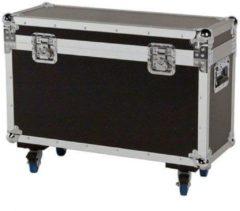 DAP Audio DAP Flightcase voor 2 Indigo 150 MKII, 2 Phantom 25 LED of 2 Phantom 50 LED Moving Heads Home entertainment - Accessoires