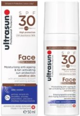 Ultrasun Zonnebrand Face Tan Activator SPF30 - 50 ml