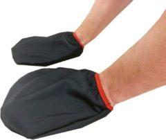 Gymstick Power Sliding Sporthandschoenen Unisex - Zwart; oranje - One size