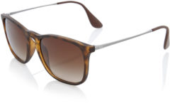 Ray-Ban CHRIS Zonnebril RB4187 856/13 Size 54 - Schildpad