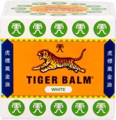 Tygerbals Tijgerbalsem Wit - bij hoofdpijn, duizeligheid, insectenbeten en om vrijer door de neus te ademen - wrijfmiddel