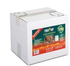 Bruine Fire Up aanmaakblokjes voordeelbox 616 stuks