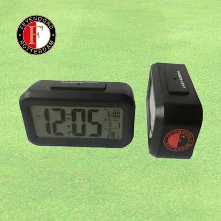 Afbeelding van Feyenoord Wekker - Zwart + Oramint Oral Care Kit
