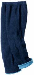 Minibär DESIGN Broek uit bio-fleece, nachtblauw 86/92