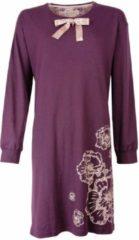 Tenderness Dames nachthemd TENGD2404A-Paars-B9
