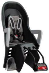Polisport Kindersitz GUPPY (Maxi) verstellbare Fußstützen, QR-Halterung