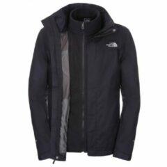Zwarte The North Face Evolve II Triclimate Jacket Heren Outdoorjas - TNF Black - Maat S