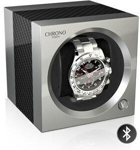 Afbeelding van Chronovision One Carbon Bluetooth 70050/101.17.14