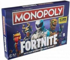 Bordspellen Monopoly Fortnite (2019)
