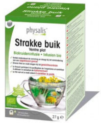 Physalis Strakke buik thee bio 20 Stuks