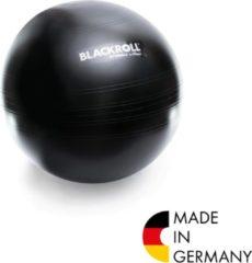 Zwarte Blackroll Gymball 65 cm Fitnessball en stabiliteitsbal - Anti-Burst-System