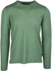 Verde Emporio Armani Maglione maglia uomo girocollo