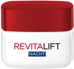 L'Oréal Paris L'Oréal Paris Revitalift Nachtcrème - 50 ml - Anti Rimpel