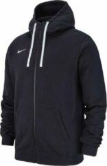 Nike Team Club 19 Fleece vest heren zwart/wit