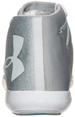 Street Precision Mid RLXD Trainingsschuh Damen Under Armour aqua falls / overcast gray