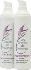 Les Gavots Duo vette & gecombineerde huid