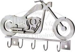 Grijze Hinz & Kunst kapstok motor thema motoren vervoer ~ transport